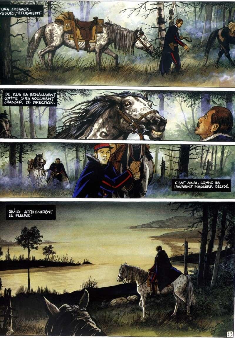sept cavaliers  la bande dessinée - Page 8 Page_410