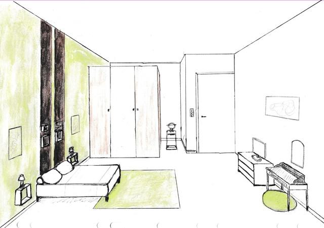 mon futur chez moi : projet pour la chambre Chambr12