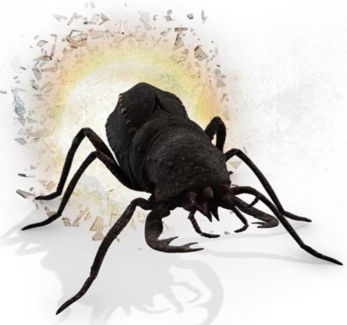 Jurassischer Riesenkäfer Daemon11