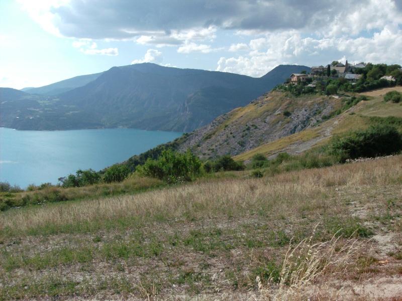 Escapade dans les Alpes du sud Le_lac10