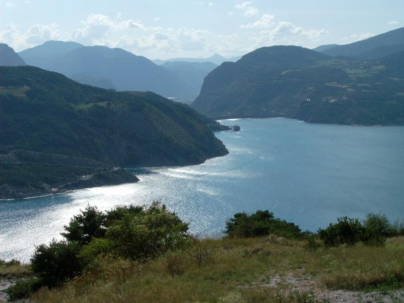 Escapade dans les Alpes du sud Le_lac11