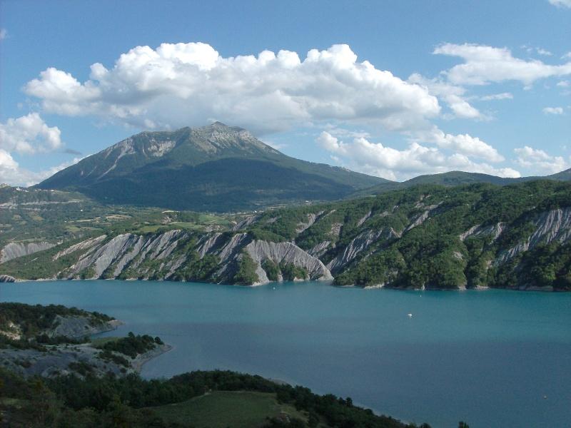Escapade dans les Alpes du sud Le_lac12