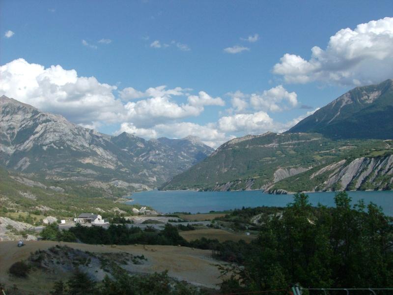 Escapade dans les Alpes du sud Le_lac13