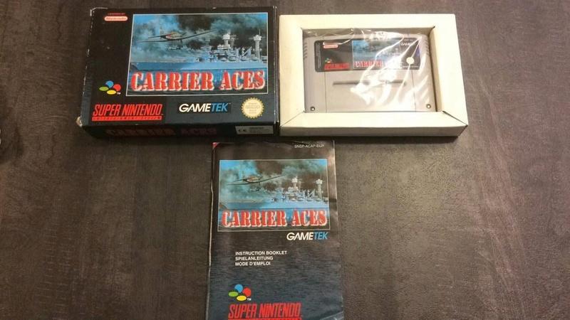 Gameroom B0ya13 ==> goo fullset snes [ MAJ FEVRIER SNES BOXED ] - Page 11 Carrie10