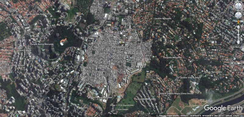 Immersion dans une favela : Paraisopolis (Sao Paulo, Brésil) Captur10