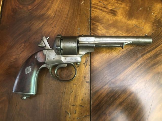 Pistolet de Marine modèle 1858T 0d289a10