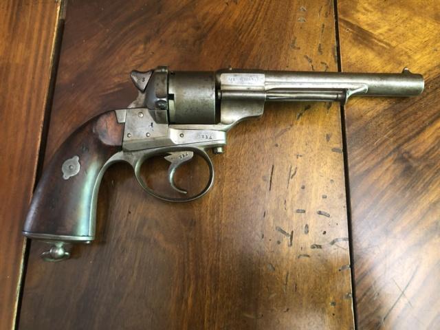Pistolet de Marine modèle 1858T 2be9b010