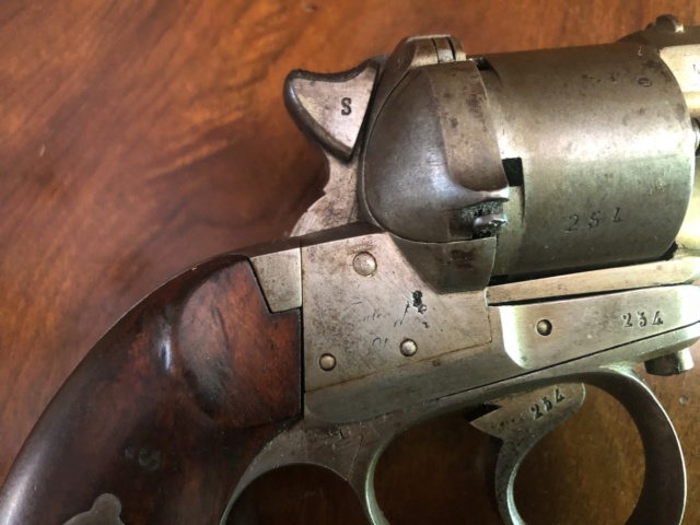 Pistolet de Marine modèle 1858T 4f16e210