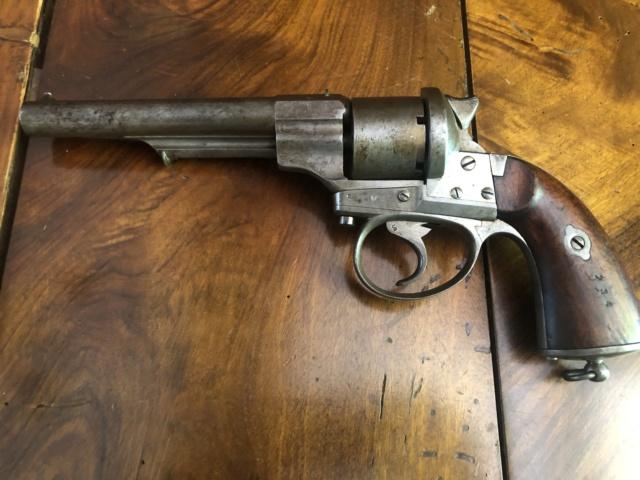 Pistolet de Marine modèle 1858T 5aa82610