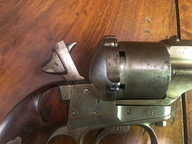 Pistolet de Marine modèle 1858T 92c1b310