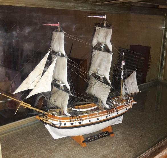 Die Batavia & die Bounty von Revell 20160212