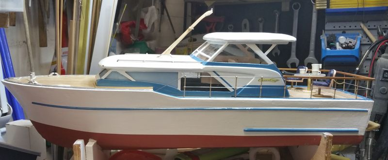 Chris*Craft Constellation - Seite 16 Chris148