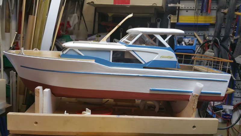 Chris*Craft Constellation - Seite 12 Chrisc75