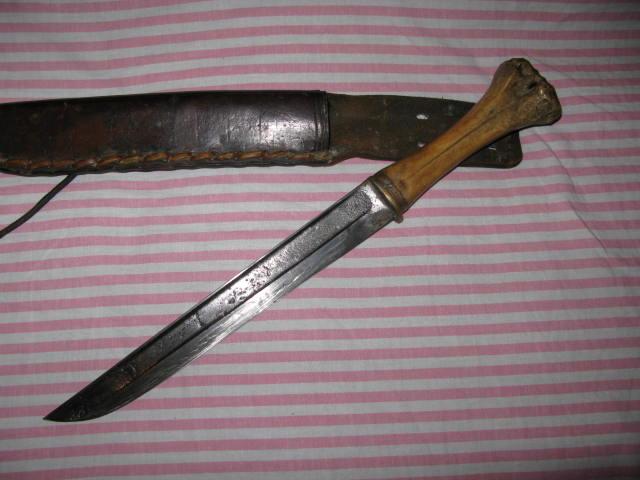 Fabrication d'un couteau avec des pièces de récup. Img_0135