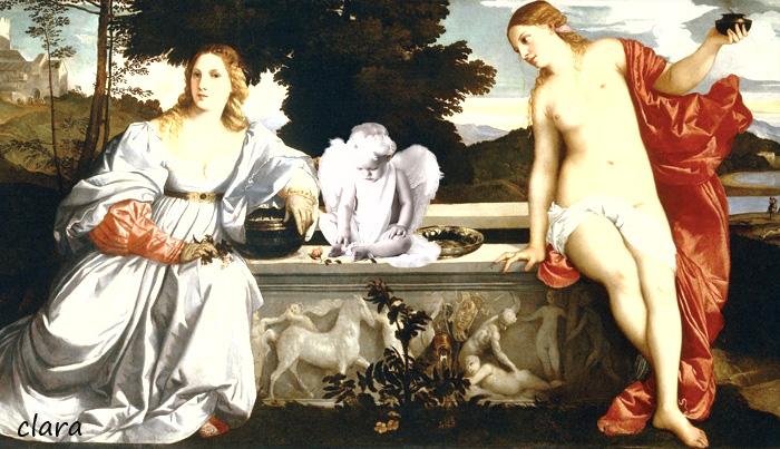 Grandi pittori rivisitati - Pagina 5 Tizian10