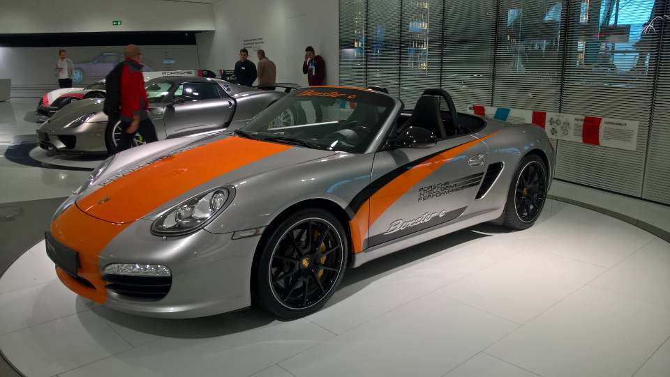 Porsche Museum 05/12/2018 47307010