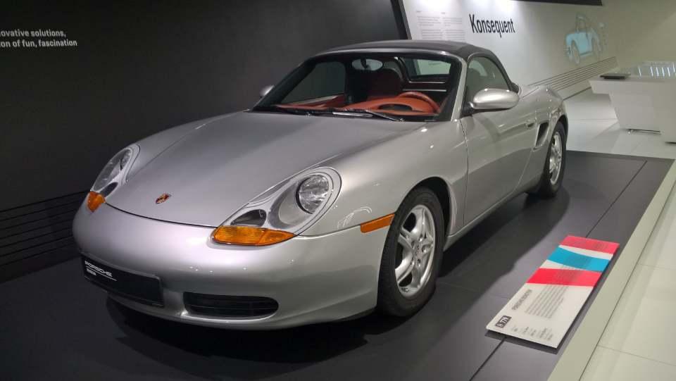 Porsche Museum 05/12/2018 47383910