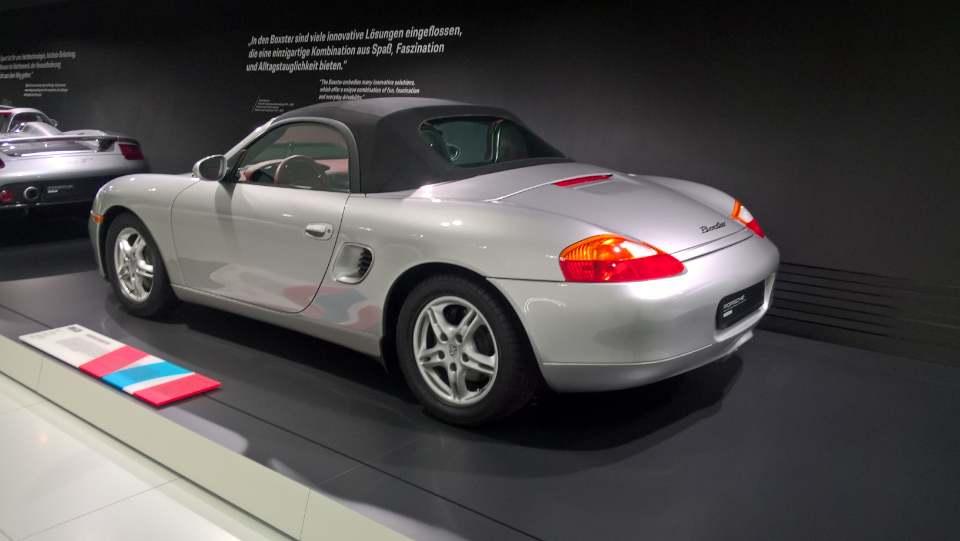 Porsche Museum 05/12/2018 47792610