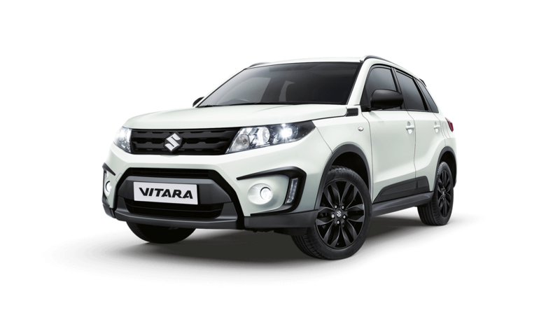 The New Suzuki Vitara Kuro  Vitara10