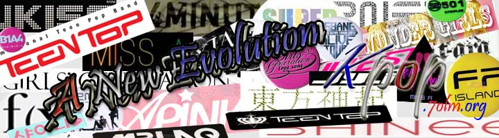 NEW EVOLUTION... NEW KPOP's FANS CLUB
