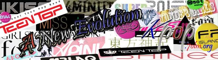NEW EVOLUTION... NEW KPOP's FANS CLUB