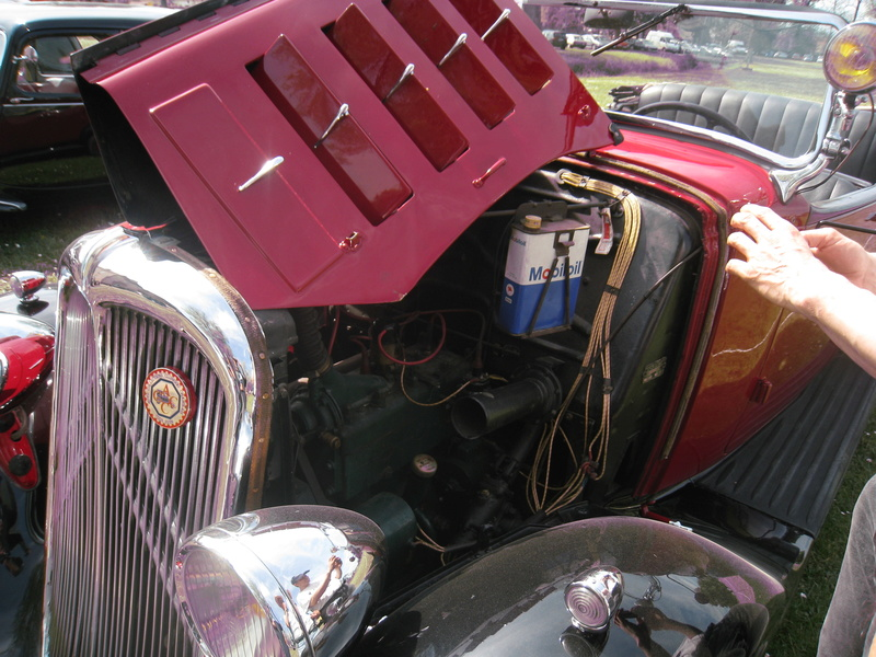 restauration du chassis rosalie 10B Torped10