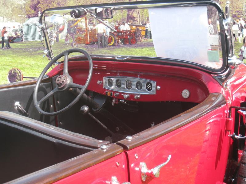 restauration du chassis rosalie 10B Torped12