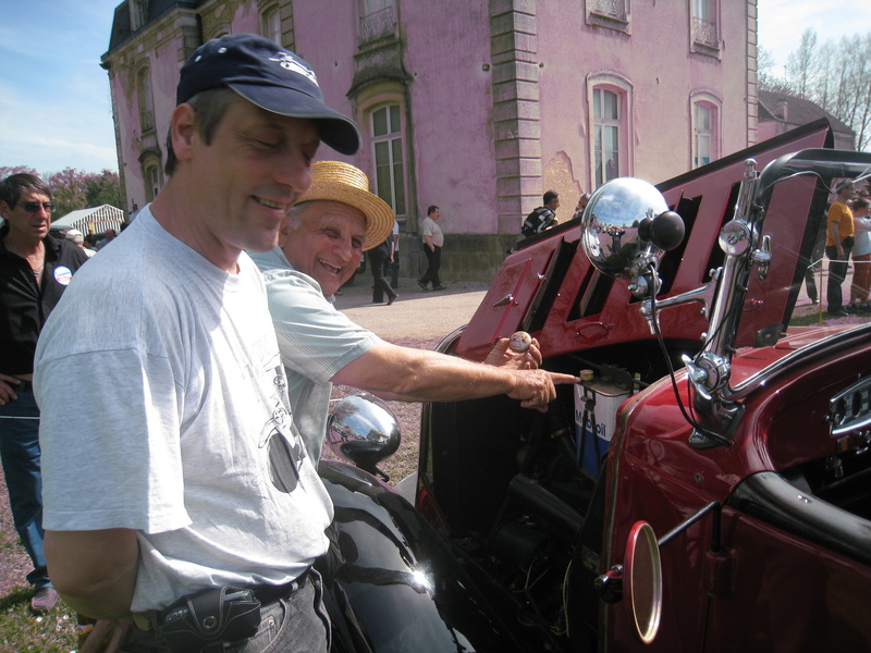 restauration du chassis rosalie 10B Torped13