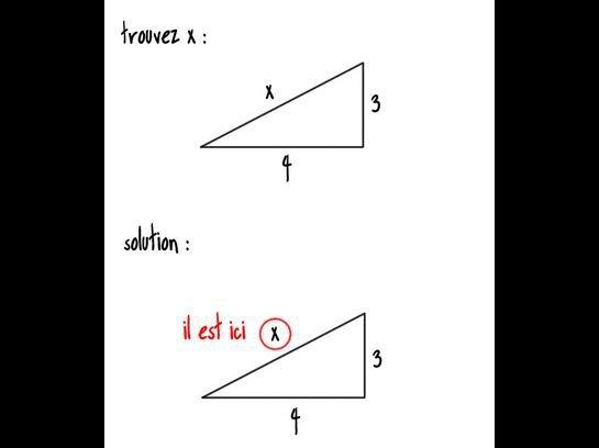 Images droles Maths210