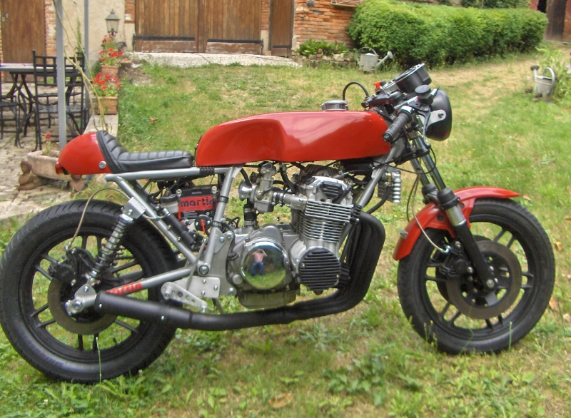 PROTOTYPE FRANCO-ITALIEN 6 CYLINDRES - Page 5 Benell28