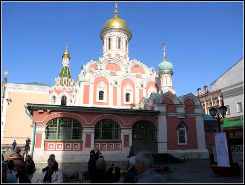 Carnet de voyage, Moscou, St Petersbourg...La Russie après l'URSS... 110