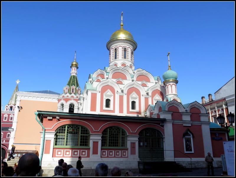 Carnet de voyage, Moscou, St Petersbourg...La Russie après l'URSS... 210