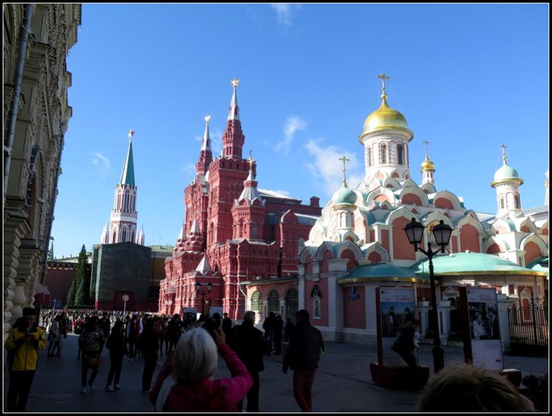 Carnet de voyage, Moscou, St Petersbourg...La Russie après l'URSS... 310