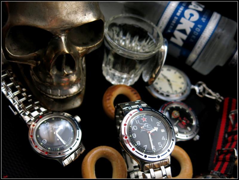Nos montres avec un objet russe ou soviétique Russes25