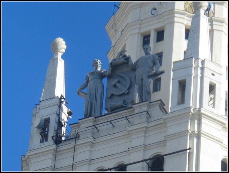 Carnet de voyage, Moscou, St Petersbourg...La Russie après l'URSS... Russi120