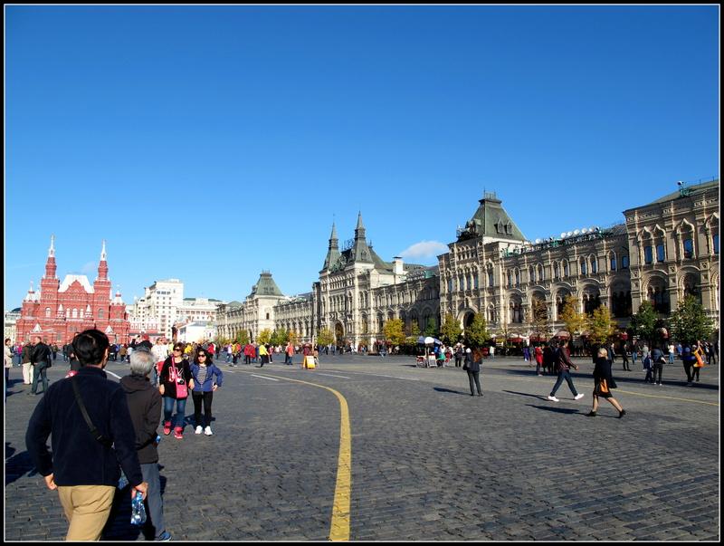 Carnet de voyage, Moscou, St Petersbourg...La Russie après l'URSS... Russie11