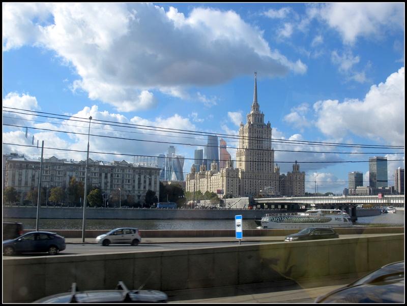 Carnet de voyage, Moscou, St Petersbourg...La Russie après l'URSS... Russie99