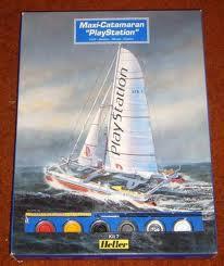 maxi catamaran  playstation  Sans-t10