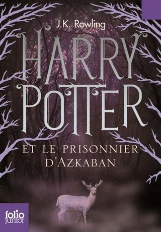 HARRY POTTER (Tome 03) HARRY POTTER ET LE PRISONNIER D'AZKABAN de J.K. Rowling 513zln10