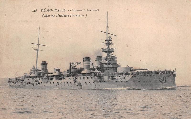 * DÉMOCRATIE (1907/1921) * 002_0010