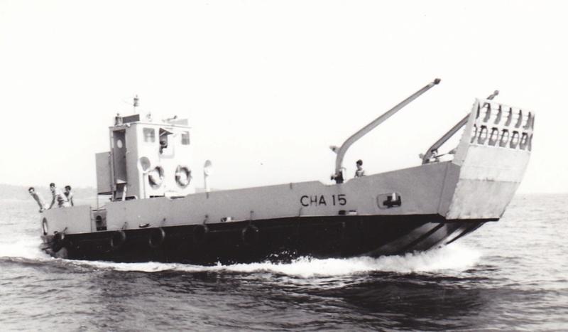 * CHALAND CHA 15 (1962/1988) * 1510