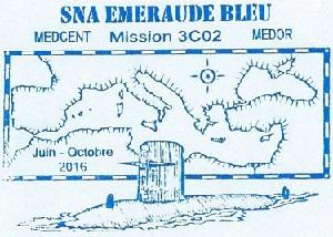 * EMERAUDE (1988/....) * 160715