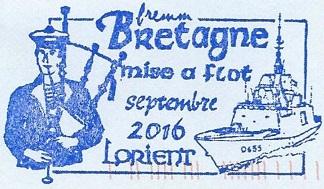 * BRETAGNE (2019/....) 160913