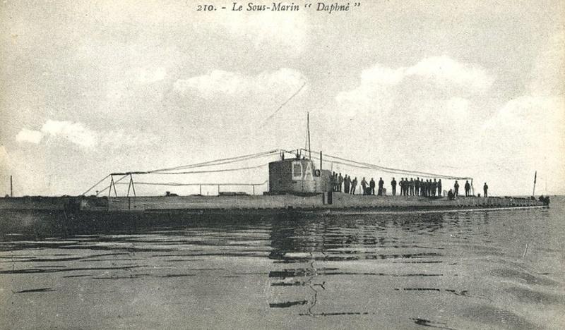 * DAPHNE (1916/1935) * 160_0011
