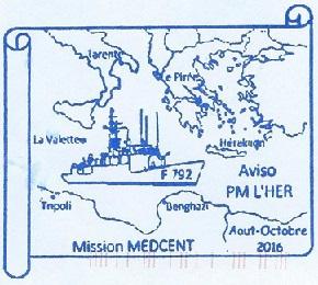 * PREMIER MAÎTRE L'HER (1981/....) * 161017