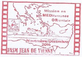 * JEAN DE VIENNE (1984/....) * 161211