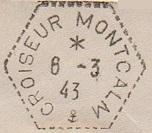 croiseur - MONTCALM (CROISEUR) 181_0010