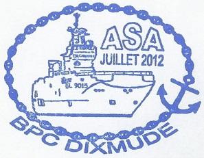 * DIXMUDE (2012/....) * 20120710
