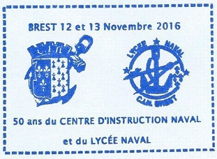 * BREST, Centre d'Instruction Navale  (C.I.N) * 20161110