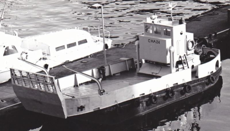 * CHALAND CHA 24 (1970/....) * 2410